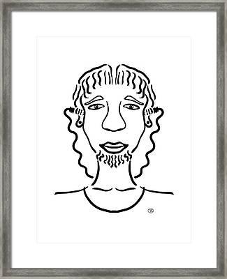 Jordao Framed Print