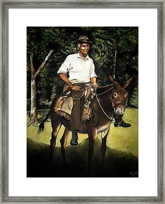 Jose Framed Print