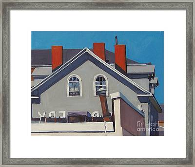 Josephs Framed Print by Deb Putnam