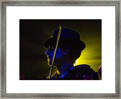 Josh Frankie Frank Framed Print by James Granberry