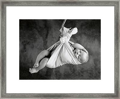 Joshua Framed Print