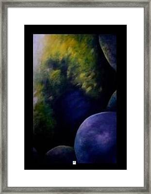 Journey 2 Framed Print