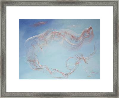 Journey Home Framed Print by Asha Carolyn Young