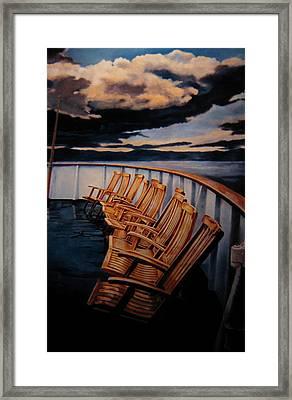 Journey Home Framed Print