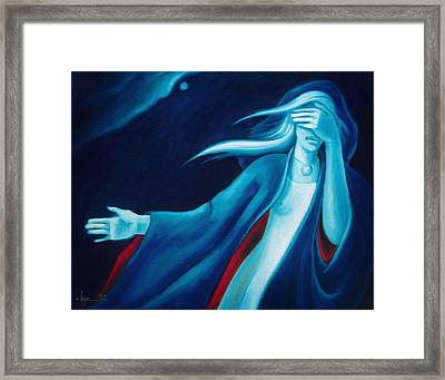 Journey Master Framed Print