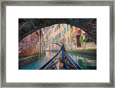 Journey Through Dreams Framed Print