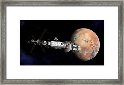 Journeys End Part1 Framed Print