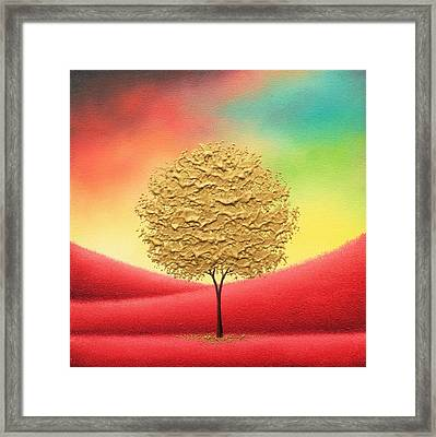 Journeys Framed Print by Rachel Bingaman
