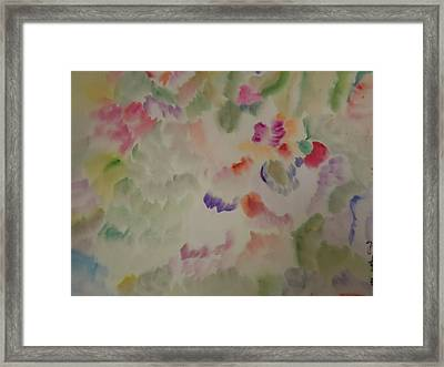 Joy 003 Framed Print