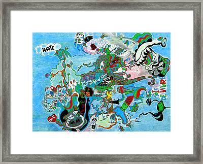 Joy Of Life Framed Print by William Watson