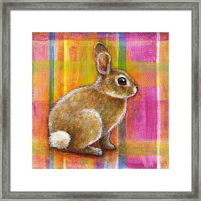 Framed Print featuring the painting Joy by Retta Stephenson