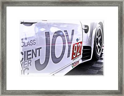 Joy Toy Framed Print by Scott Wyatt