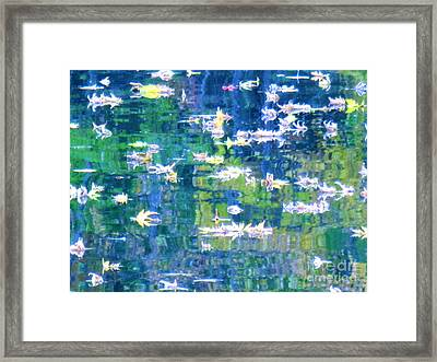 Joyful Sound Framed Print