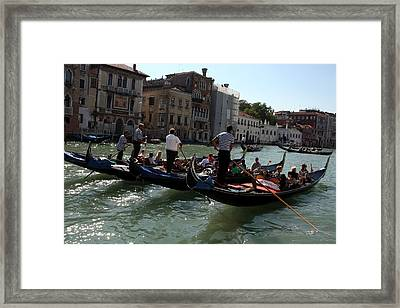 Framed Print featuring the photograph Joyride by Pat Purdy