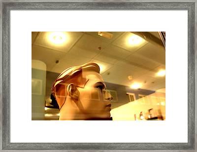 Juan Rubio Framed Print by Jez C Self