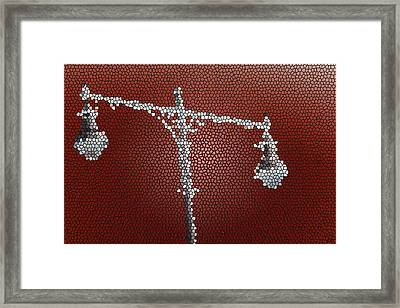 Judgement Day Framed Print