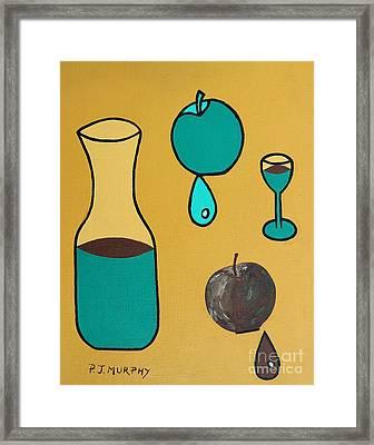 Juice Framed Print by Patrick J Murphy