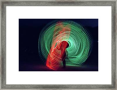 Framed Print featuring the photograph Juicy Fruit by Michael Rogers