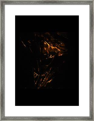 jul 18, 2016, Consciousness, Framed Print by Nayan Mipun