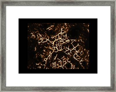 jul 18, 2016, Cross Roads, Framed Print by Nayan Mipun