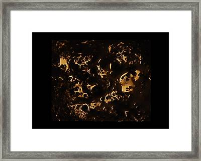 jul 18, 2016, Diamond, Framed Print by Nayan Mipun
