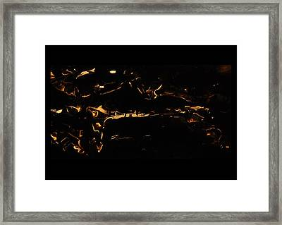 jul 18, 2016, Interactions, Framed Print by Nayan Mipun