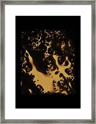jul 18, 2016, Love And Shapes, Framed Print by Nayan Mipun