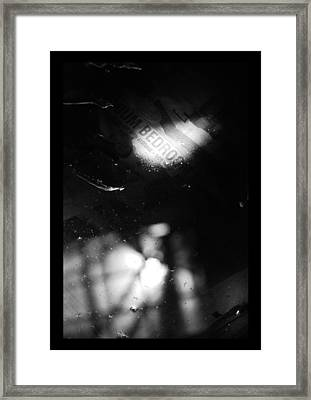 jul 18, 2016, Water And Love, Framed Print by Nayan Mipun