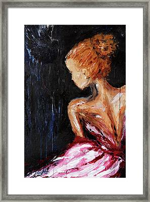 Julia Framed Print by Linda Clayton