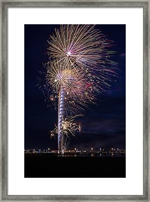 July 4th 2015 #1 Framed Print
