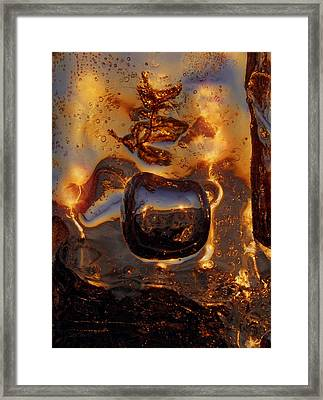 Framed Print featuring the photograph Jump by Sami Tiainen