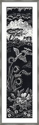 June In The Cedar Breaks Framed Print by Dawn Senior-Trask