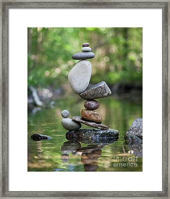 Jungle Magic Framed Print