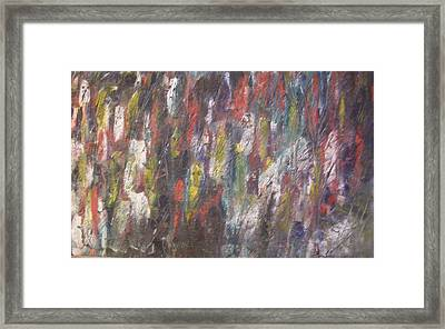 Jungle Spirits Framed Print by Don Phillips