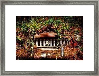 Junkyard Nash Framed Print