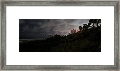 Juno Beach Framed Print by Laura Fasulo
