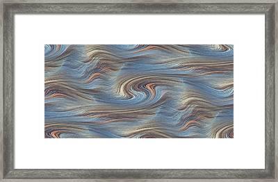Jupiter Wind Framed Print