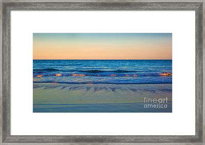 Framed Print featuring the photograph Just A Dream And The Wind by Michelle Wiarda
