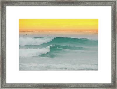 Just A Dream Framed Print by Donna Blackhall