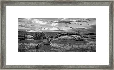 Just After The Rain IIi Framed Print by Jon Glaser