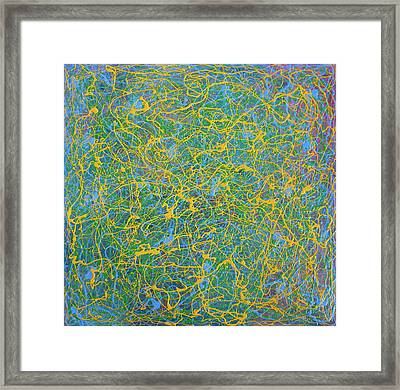 Just An Illusion Framed Print by Gregory Young