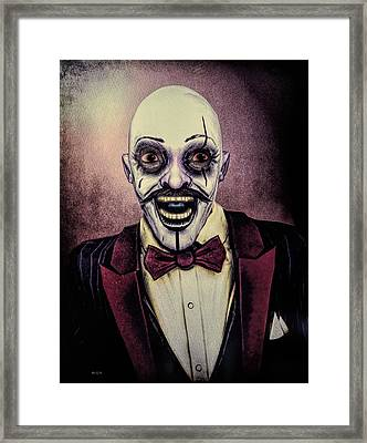 Just Another Pretty Face Framed Print by Bob Orsillo