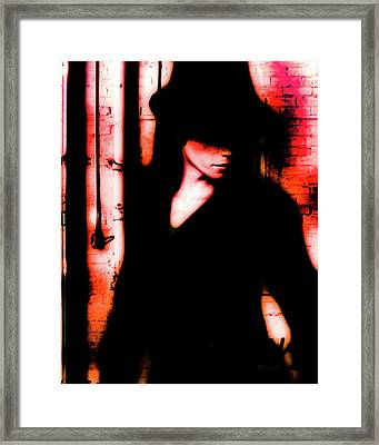 Just Breathe Framed Print by Bob Orsillo
