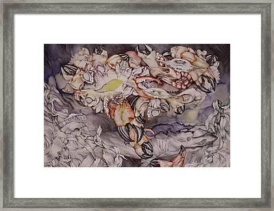 Just Dreaming Framed Print by Liduine Bekman
