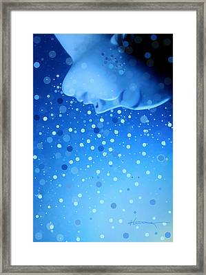 Just For A Moment Framed Print by Kume Bryant