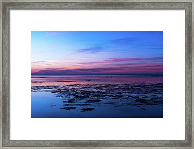 Slave To Your Mind Framed Print by Thierry Bouriat