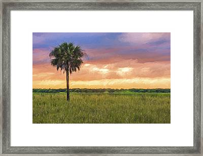 Just My Luck II Framed Print by Jon Glaser