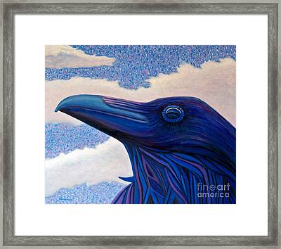Just Once Framed Print by Brian  Commerford