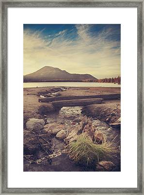 Just One More Kiss  Framed Print