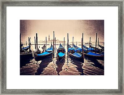Just Sail Framed Print